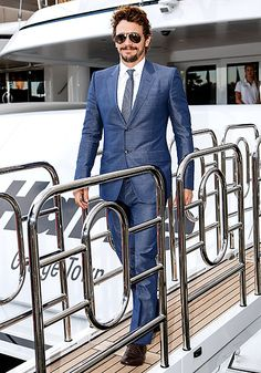 Cannes Film Festival 2013: Red Carpet Celebrity Fashion: James Franco