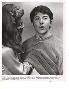 JOHN AND MARY (1969)  Dustin Hoffman / Sunny Griffin