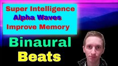 Alpha Waves Improve Your Memory Super Intelligence Music For Studying, Binaural Beats, Simple Math, Math Problems, Brain Waves, Meditation Music, Music Mix, Physics, Improve Yourself