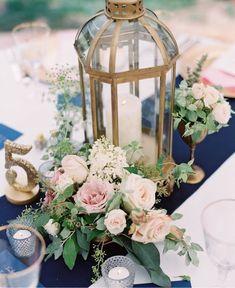 4a45053e9367 Navy Wedding Colors, Mauve Wedding, Blush Wedding Theme, Navy Wedding  Flowers, Floral