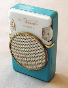 Lyrics containing the term: transistor radio
