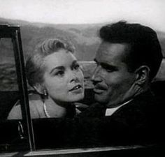 """Janet Leigh and Charlton Heston in """"Touch of Evil"""" - Orson Welles (1957)"""