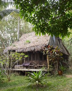 It's the perfect little spot at ⠀⠀ The Mango Bay Eco Resort in Phu Quoc Island, Vietnam. Mj Photography, Front Deck, Nashville, Vietnam, Exotic, Mango, Island, Landscape, House Styles