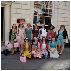 Sewing Bee Afternoon Tea Challenge http://shoreditchsisterswi.com/2015/08/02/sewing-bee-afternoon-tea-challenge…