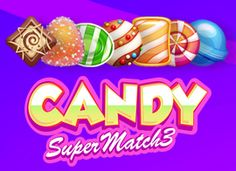 Play online Candy Super Match 3 game on CheremonGames Play Online, Online Games, Cup Games, Candy Games, Match 3 Games, Free Games, Puzzle Online, Jelly, Big