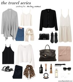 FLIP AND STYLE || Sydney Fashion and Beauty Blog: packing