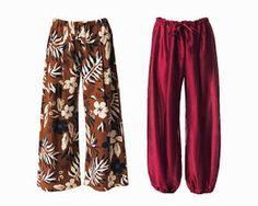Patrones gratis de vestido,blusa,falda y pantalón