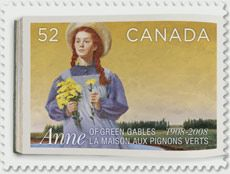 Prince Edward Island celebrates Ann of Green Gables with new Stamp