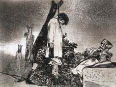 Francisco Goya Here neither 1815