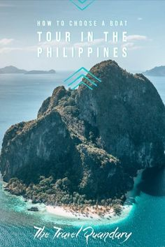 If you're planning to go island hopping in the Philippines, prepare yourself with all the information to help you decide between a private and group boat tour. Cool Places To Visit, Places To Travel, Travel Destinations, Philippines Vacation, Asia Travel, Malaysia Travel, Spain Travel, Travel Guides, Travel Tips