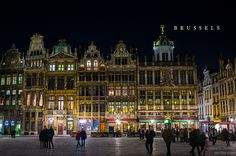 5 Reasons Why Brussels is the Ultimate Romantic Getaway: Elegant buildings, high quality cuisine, scenic walks, café culture and world-renowned chocolate. If ever there was a city that should be high on the list of romantic weekend break destinations it's Brussels.
