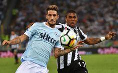 Lataa kuva Douglas Costa, Juventus, Serie, jalkapallo, Lazio, jalkapalloilijat