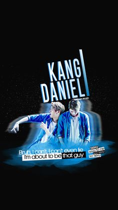 Kang Daniel Wanna One Wallpaper