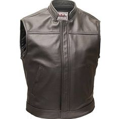 O.N.E. Leather Motorcycle Vests & Jackets - Motorcycle Gear Made in the USA