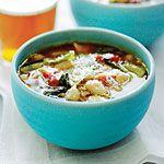 Escarole and Cannellini Bean Stew Recipe | MyRecipes.com