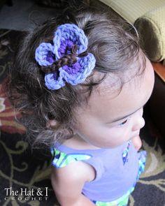 (4) Name: 'Crocheting : Bountiful Butterflies