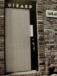 1940s Alexander Girard's Fisher Road Home/Studio Grosse Point, Michigan