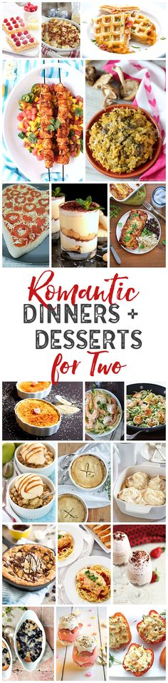 22 Easy Romantic Dinner Recipes For Two Valentine Dinner Ideas And Cauliflower Puree