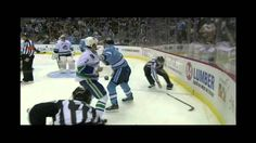 fresh blood everywhere.. nice... Best NHL Knockouts! (HD)