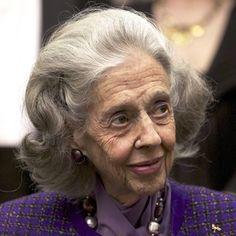 † Koningin Fabiola (86)  05-12-2014  De Belgische koningin Fabiola is vrijdag op 86-jarige leeftijd overleden. Ze was de weduwe van koning Boudewijn en de tante van de huidige koning Filip.