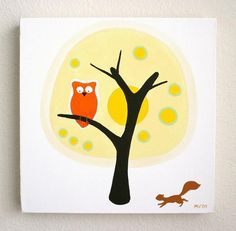Mod Owl Summer As Seen on the Today Show on NBC by JAustinRyan, $57.00