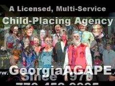 Adoption Services North Atlanta GA, Facts, Georgia AGAPE, 770-452-9995, ... https://youtu.be/FC6u26VX4KE