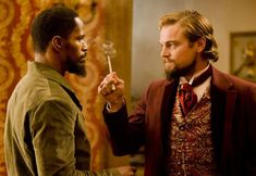 "I started off sort of hating ""Django Unchained,"" but in hindsight, it's growing on me."