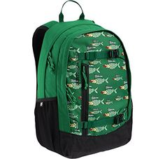 Burton Unisex Day Hiker 20L Backpack Little KidBig Kid Go Fish Backpack >>> Read more reviews of the product by visiting the link on the image.