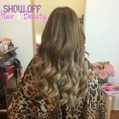 Hair Extensions Adelaide before & afters - ombre - Show Off Academy