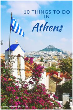 10 Best Things to Do in Athens (Greece) - Atlas Trekker Europe Travel Outfits, Europe Travel Guide, Travel Guides, Stuff To Do, Things To Do, Athena Goddess, Greek History, Parthenon, Athens Greece