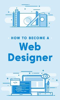 On the Creative Market Blog - How to Become a Web Designer