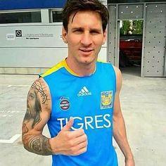 De ultima hora Messi llega a Tigres !