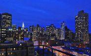 Rooftop bar | Park South Hotel | New York City, NY