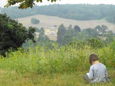 [something creative here]: Pondering at Wyncombe
