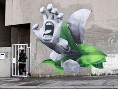 ludo #streetart #rexmonkey