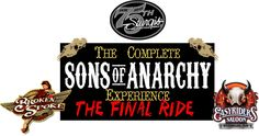Get the S.O.A. Final Ride Experience at Easyriders Saloon during the 2015 Sturgis Motorcycle Rally!
