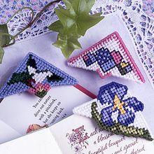 Captivating Corner Bookmarks Plastic Canvas Patterns ePattern …