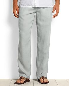 Our Island Company White Beachcomber Pants great for any escape ...