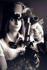 The final from the Ministry of Peculiar Occurrences, is here. The authors look back on their adventure through 6 Costumes, Costume Ideas, Novels, Steampunk Fashion, Ministry, Authors, Black, Adventure, Clothing