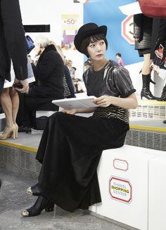 배두나, 한국대표로 샤넬 컬렉션 참가 '팜므파탈' 변신 http://www.fashionseoul.com/?p=25232