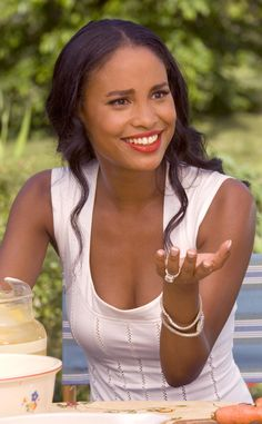Joy Bryant (born October is an American actress and former fashion model. Joy is famous for portraying. Black Celebrities, Beautiful Celebrities, Victorias Secret Models, Victoria Secret, American Top Model, Joy Bryant, Most Beautiful Black Women, Black Actresses, Just For Men