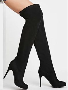 b37d3aaf08 34 Best Knee High Boots images | High boots, High Heel Boots, Heeled ...
