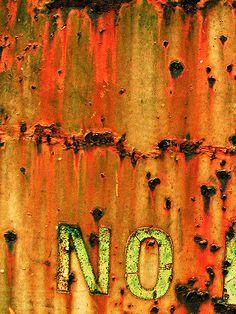 rusty NO