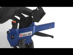 Do you know how to load an Avery Dennison taggin gun? Watch this video & you'll be an expert in no time! Loading an Avery Dennison 106, 210, and 216 tagging gun. - YouTube