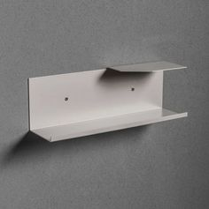 Wall-mounted shelf / contemporary / metal / for bathrooms TYPE COLLECTION by Marco Taietta MAKRO