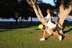 Sunday funday #Coronado #California #funny #sunny #days #ootd #Missoni #Adidas #Chanel #LouisVuitton #Fendi #lifestyleblogger #fashionblogger #moalmada