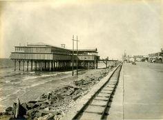 Murdoch's Bathhouse (1915)   Galveston, Texas