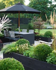Hottest Cost-Free u shaped Raised Garden Beds Strategies Sure, that may be an odd headline. But yes, while When i first developed my personal raised garden beds I actu. Diy Garden, Dream Garden, Garden Beds, Garden Gazebo, Black Garden Fence, Rockery Garden, Wooden Garden, Garden Plants, Cheap Patio Furniture