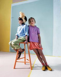 Série mode : Pastel, MilK 35 | MilK - Le magazine de mode enfant