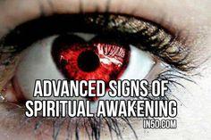 Advanced Signs Of Spiritual Awakening